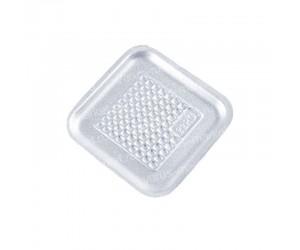 Квадратная подложка с вафельным дном
