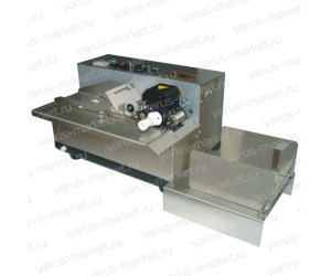 Твердочернильный термодатер MY-380F для печати на этикетках, пакетах