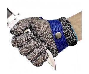Кольчужные перчатки для разделки мяса и рыбы, размеры M, L