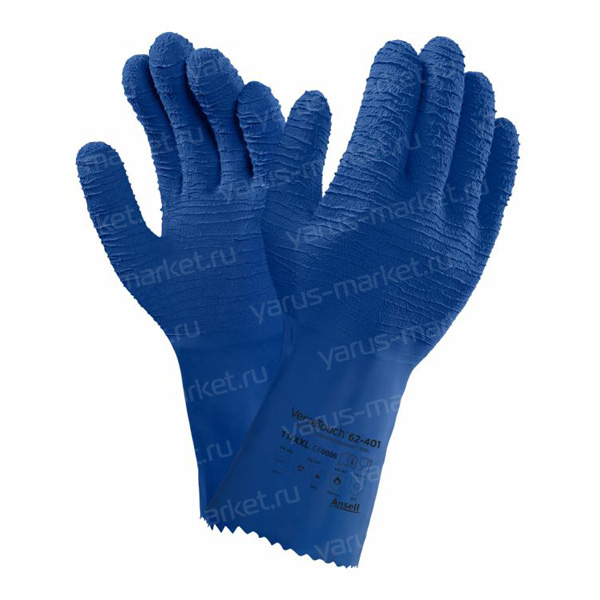 Перчатки нитриловые Versatouch Ansell