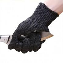 Рабочие перчатки для защиты от порезов, кевларовые, размер L