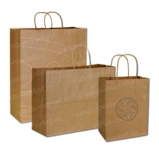 Бумажные крафт-пакеты