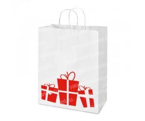 Пакет с подарочным дизайном
