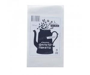 Бумажные чайные фильтр-пакеты «Эконом» размера L
