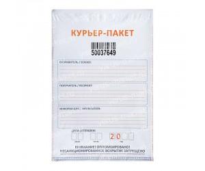 Курьерский пакет с подсказом и карманом