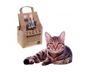 Крафт-пакеты с петлевыми ручкам для кошачьего наполнителя