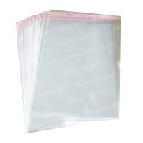 Пакет полипропиленовый с липким слоем и сварными швами