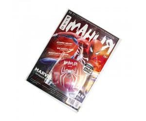 Пакеты полипропиленовые под журналы, с липким слоем
