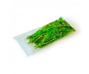 Упаковка для зелени, BOPP, прозрачная