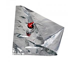 Металлизированный винный пакет с краном Bag-in-Box