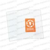 Пакет ПСД с вырубной ручкой с логотипом