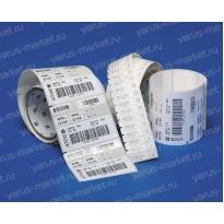 Печать этикеток для упаковки саморезов