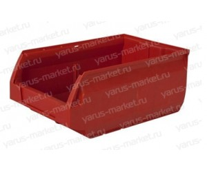 Пластиковый ящик для склада 170х105х75