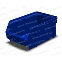 Пластиковый ящик для склада 170x105x75