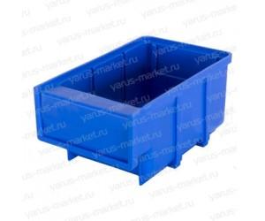 Пластиковый ящик для склада 170х105х80