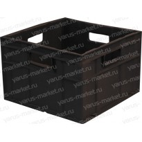 Пластиковый ящик, 400х300х270 мм., для мяса, рыбы