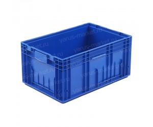 Износостойкий пластиковый ящик, 396×297×280мм, RL-KLT