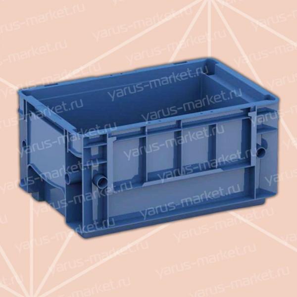 Пластиковый ящик для хранения, сплошной