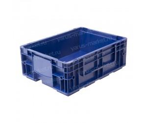 Пластиковый ящик, 396х297х147.5 мм., для хранения овощей, фруктов