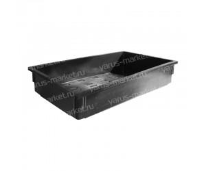 Пластиковый ящик, 526х314х105, для рассады