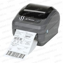 Термопринтер печати этикеток ZEBRA GK-420d