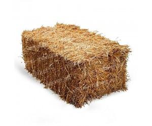 Смесь соломы и сена в тюках, 2 кг