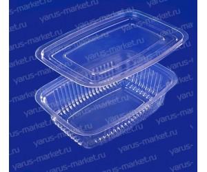 Пластиковый салатник ИП-750 из ПЭТ