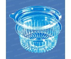 Пластиковый салатник ИП-100 из ПЭТ