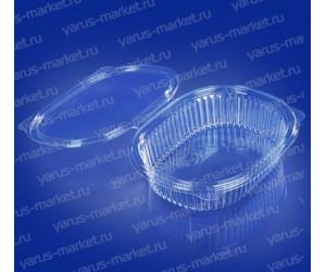 Пластиковый салатник ПР-РКС-251 из ПЭТ