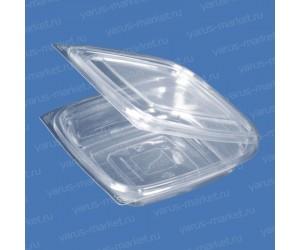 Пластиковый салатник ИПЗ- 250 из ПЭТ