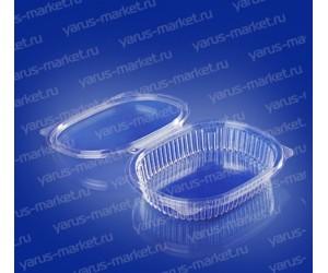 Пластиковый салатник ИПР-250 из ПЭТ