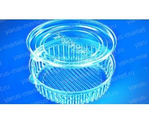 Пластиковый салатник ИПК-250 из ПЭТ