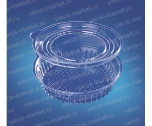 Пластиковый салатник ИПК-201 из ПЭТ