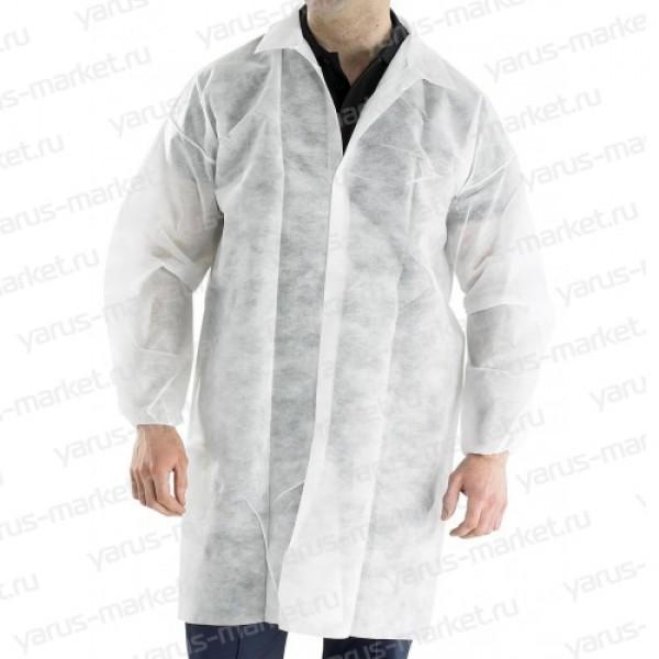 Халаты для упаковки и фасовки