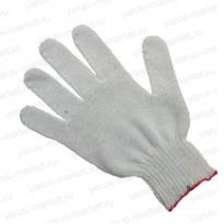 Перчатки хлопчатобумажные для упаковки и фасовки, размеры S, M, L, XL