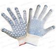 Перчатки с ПВХ покрытием для упаковки и фасовки, размеры S-XL