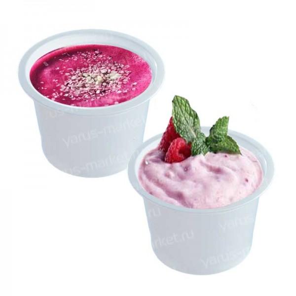 Маленький стаканчик для мороженого или десерта