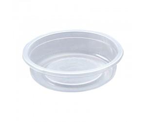 Пластиковый стакан под запайку фольгой 50-150 мл