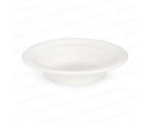 Тарелка суповая из сахарного тростника