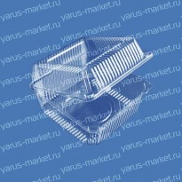 Пластиковая упаковка ИП-15 из ПЭТ/ОПС