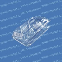 Пластиковая упаковка ИП-28/1 из ПЭТ/ОПС