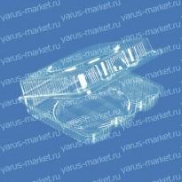 Пластиковая упаковка ИП-28С1 из ПЭТ/ОПС