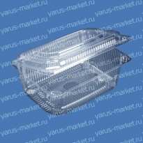 Пластиковая упаковка ИП-4Б из ПЭТ/ОПС