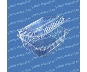 Пластиковая упаковка ИП-6 из ПЭТ/ОПС