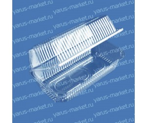 Пластиковая упаковка ПР-К025 из ПЭТ/ОПС