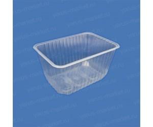 Пластиковый контейнер ПК-1257 из ПС, ПЭТ
