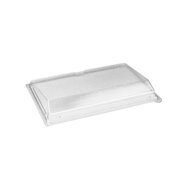 Крышки контейнера для суши прозрачные