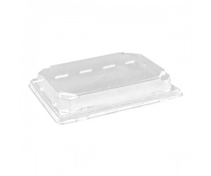 Крышка контейнера для суши, 19×16×4см