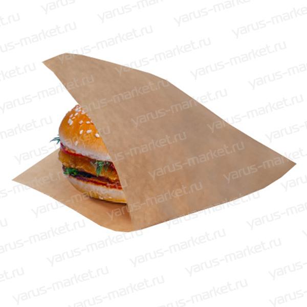 Бумажный уголок для печенья
