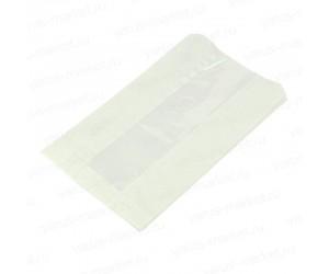 Бумажный мешочек для горячей пищи